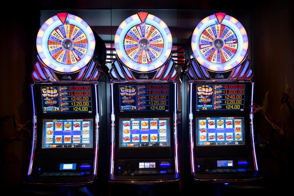 Top Slot Machine Games